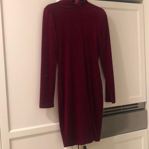 Beautiful velvet dress
